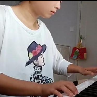 观世音的钢琴谱