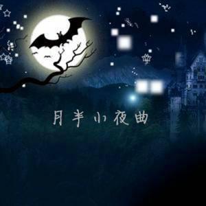 月半小夜曲【幽兰键独奏版】泽大大扒-钢琴谱