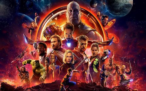 The Avengers 复仇者联盟-钢琴谱