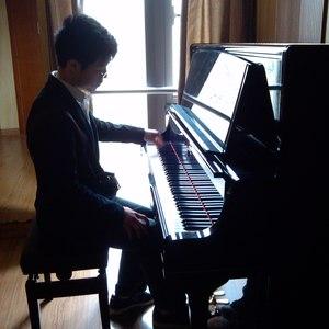G小调的巴赫钢琴简谱 数字双手