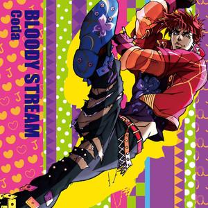 【Bloody Stream】JOJO的奇妙冒险OP2-钢琴谱