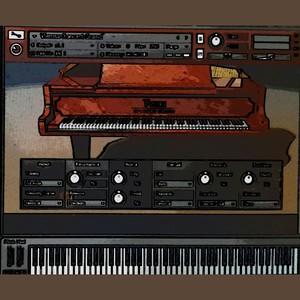 踏海逐月-钢琴谱