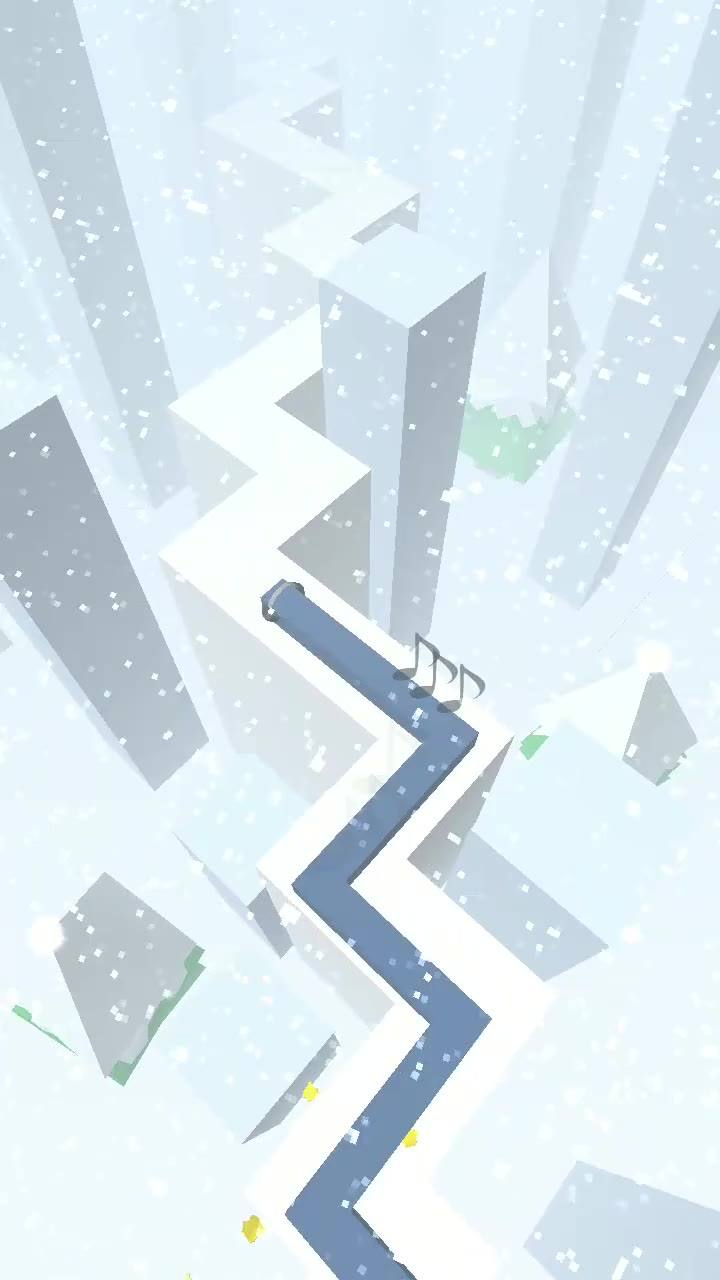 The Winter钢琴简谱 数字双手
