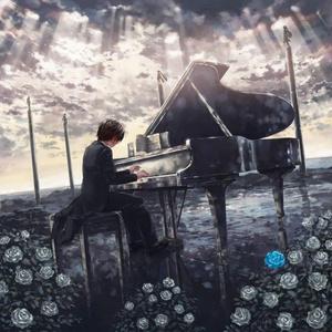 歌に形はないけれど(虽然歌声无形)-钢琴谱