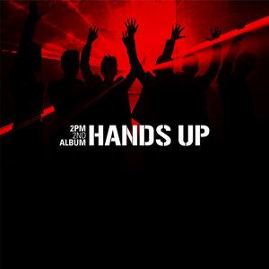 Hands Up (Original Key F#) - 2PM-钢琴谱