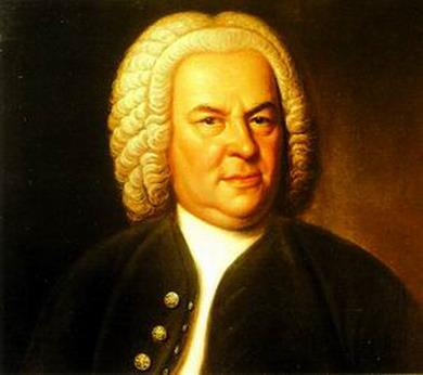 十二平均律一卷第一首 C大调前奏-钢琴谱