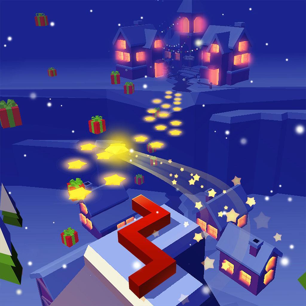 跳舞的线 圣诞前夕 The Christmas Eve-钢琴谱