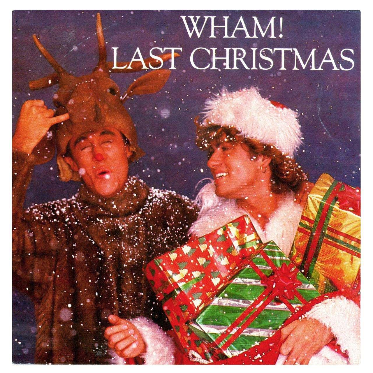 Wham威猛乐队 - Last Christmas 指弹吉他谱