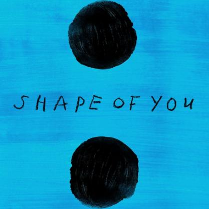 Ed Sheeran《Shape of You》吉他谱