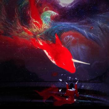 大鱼——(《大鱼海棠》带指法钢琴独奏)-钢琴谱