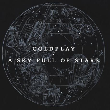 James Bartholomew版- Coldplay《A Sky Full Of Stars》 指弹吉他谱