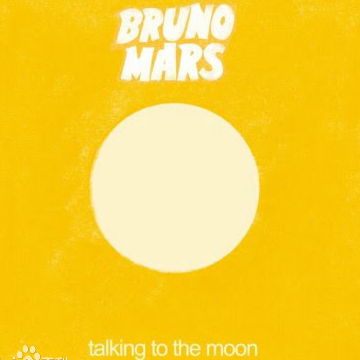Bruno Mars《Talking To The Moon》 指弹吉他谱