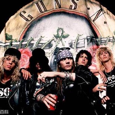 Guns n' Roses《 Don't Cry》 指弹吉他谱