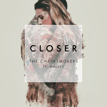 《Closer》唯美弹唱版-钢琴谱