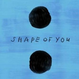 Ed Sheeran - Shape of You 吉他谱 黄老板