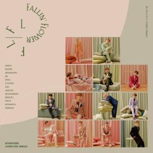 SEVENTEEN - 舞い落ちる花びら (Fallin  Flower)【独奏谱】-钢琴谱