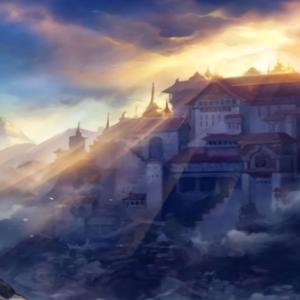 DNF - 虚祖首都-素喃 shonan(高度还原)-钢琴谱