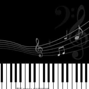 夜的钢琴曲钢琴谱