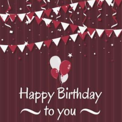 生日快乐歌【Happy birthday】-钢琴谱