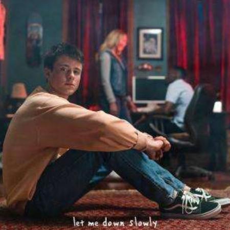 Let Me Down Slowly~Alec Benjamin热门单曲-钢琴谱