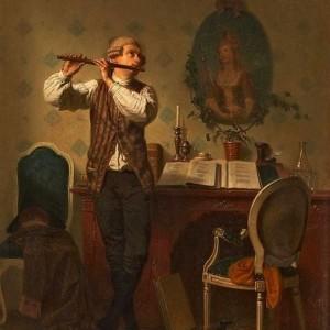 帕萨卡利亚钢琴简谱 数字双手