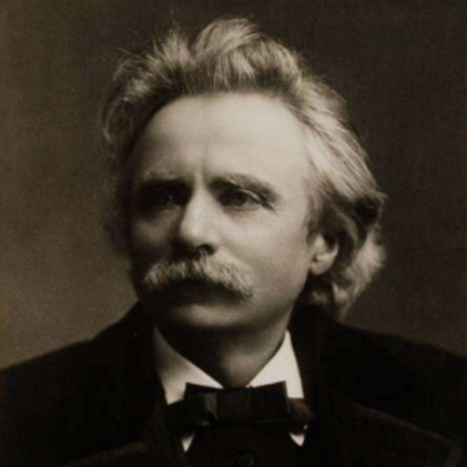 格里格 圆舞曲 带指法 op.12 no.2 Grieg Waltz 原版重制-钢琴谱