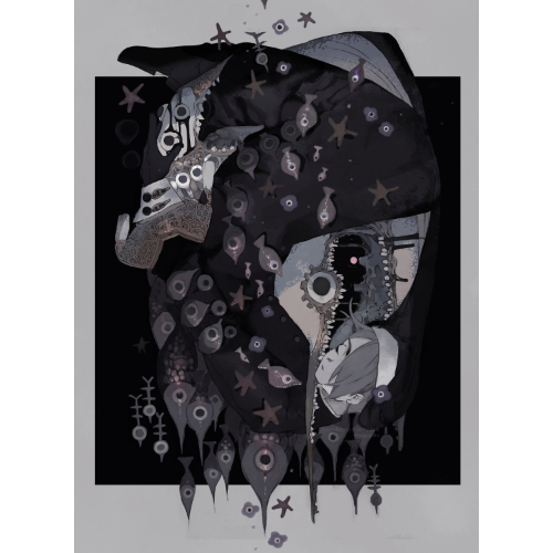 悲しき人形 ~Waltz of Misery钢琴简谱 数字双手