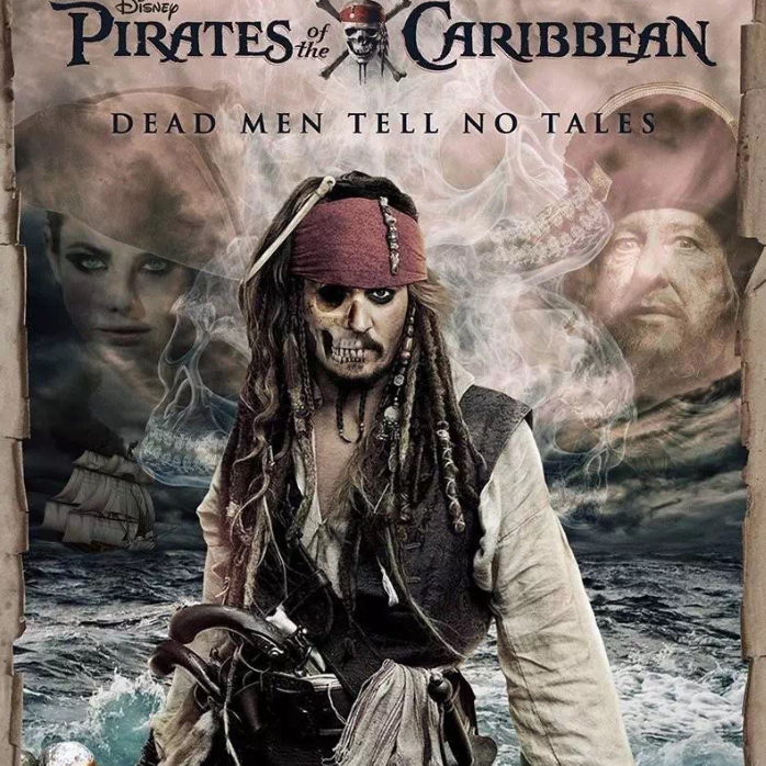 He's A Pirate钢琴简谱 数字双手