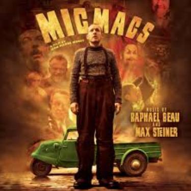Micmacs A La Gare-Raphael Beau Raphaël Beau  麦加麦斯火车站 电影《尽情游戏》的插曲《子弹头大复仇》 米克麦加酒-钢琴谱