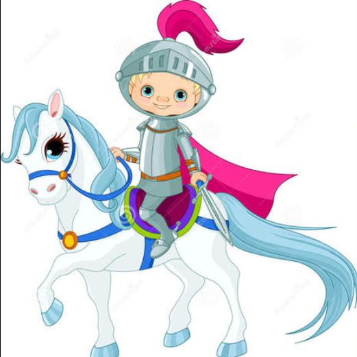 舒曼 勇敢的骑士 狂热的骑士钢琴谱带指法原版高清-钢琴谱