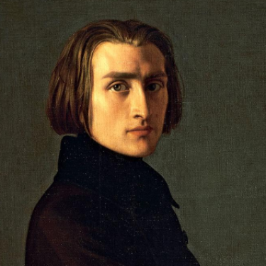 【初学者】帕格尼尼大练习曲 第6首 a小调 李斯特(Grandes Etudes de Paganini S.141 No.6 Liszt)简化-钢琴谱