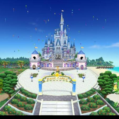魔法城堡 (《洛克王国3: 圣龙的守护》动画电影主题曲) 演奏版-钢琴谱