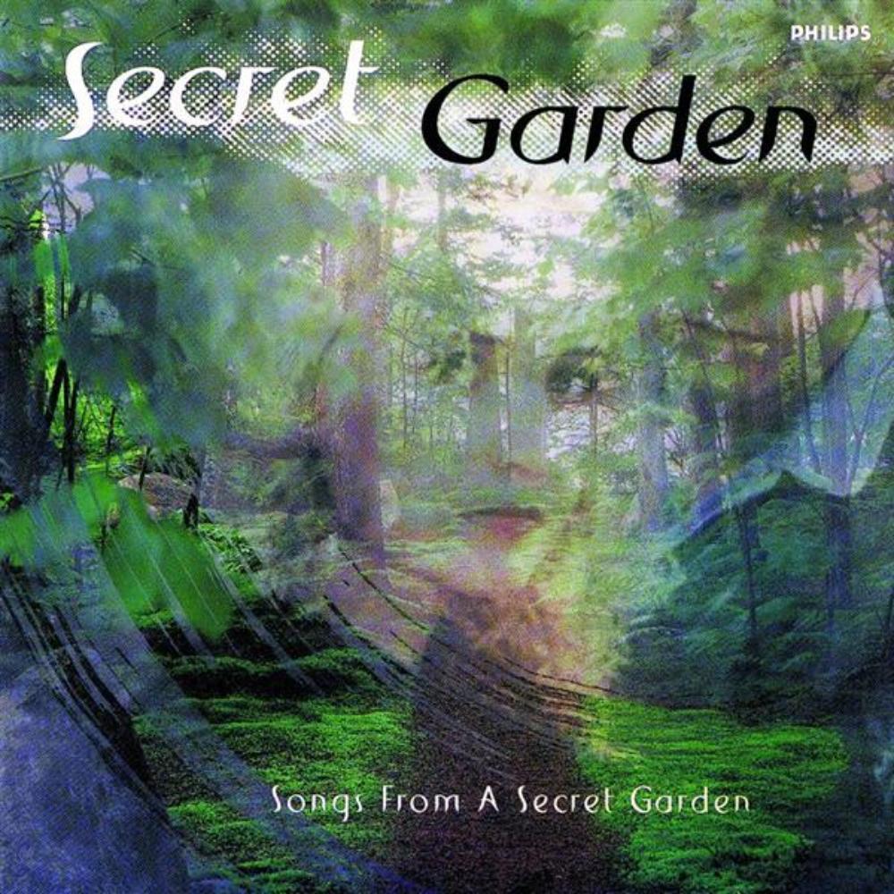 Songs From A Secret Garden钢琴简谱 数字双手
