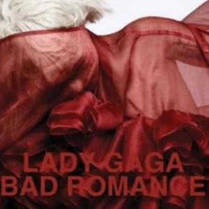 Bad Romance-钢琴谱