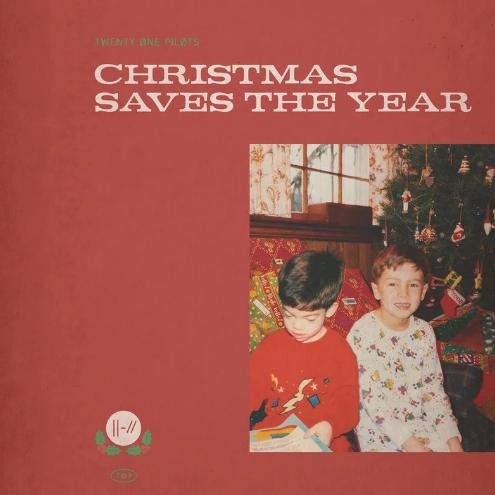 Christmas Saves The Year钢琴简谱 数字双手 Twenty One Pilots