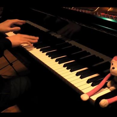 圣诞歌/back number【触手猴】-钢琴谱