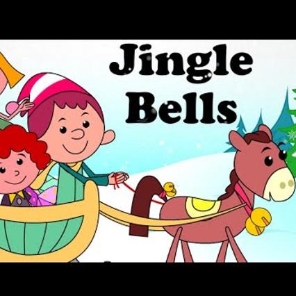 圣诞歌曲 - 铃儿响叮当 - 伴奏加强版-钢琴谱