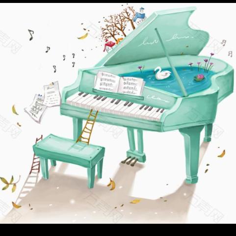 风晴时 piano ver 钢琴谱-钢琴谱