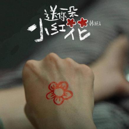 送你一朵小红花(无转调)-赵英俊〖简易动听〗-钢琴谱