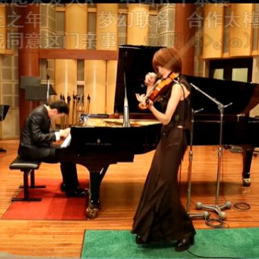 千本樱 钢琴 小提琴二重奏-钢琴谱