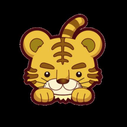 两只老虎   C调  好听简单-钢琴谱