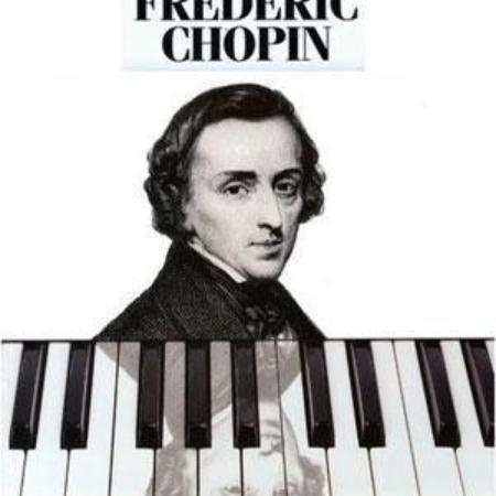革命练习曲-钢琴谱
