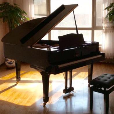 《卡农》原调经典版-钢琴谱