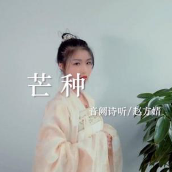 芒种(高还原版)好听好弹 音阙诗听 赵方婧-钢琴谱
