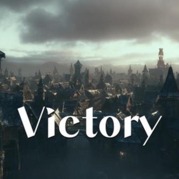 Victory史诗钢琴演奏版Two Steps From Hell-钢琴谱