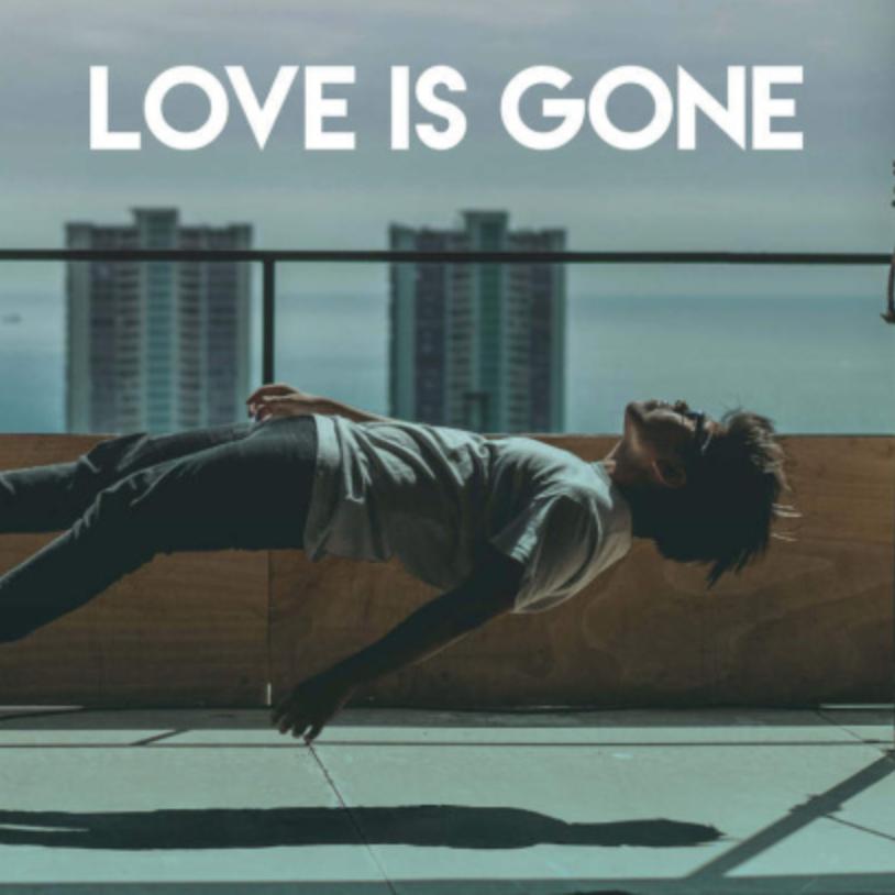 C调易弹《Love Is Gone》Slander-钢琴谱