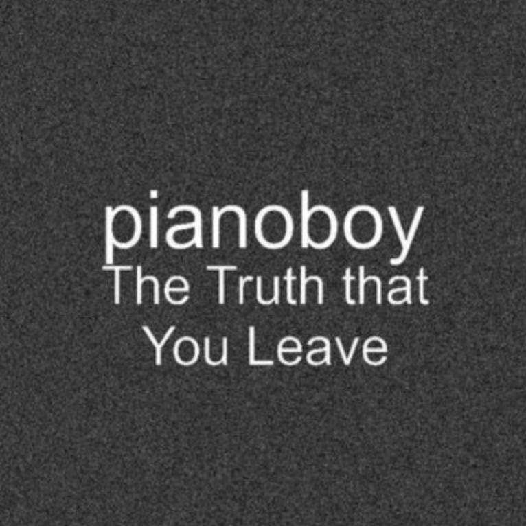 The Truth That You Leave高度还原 你离开的事实 你离开的真相-钢琴谱