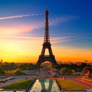 13 jours en France钢琴简谱 数字双手
