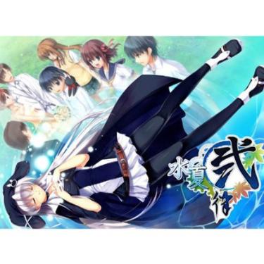 月明かり-本田宗/tororo   水夏弐律 オリジナルサウンドトラック (PC游戏《水夏弐律》原声集)-钢琴谱