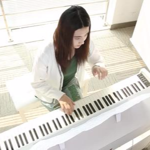 顶楼-钢琴版-钢琴谱